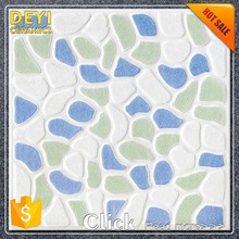 china suppliers 3d flooring Building Construction Material 300*300 Sparkle Silver Metallic Tile