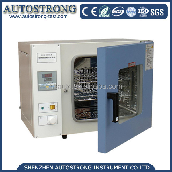 High Temperature Lab Drying Oven for electro-components