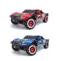2016 Newest Arrival 1/10 electric 4WD brushless rc car