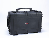 Industrial safety equipment carrying case