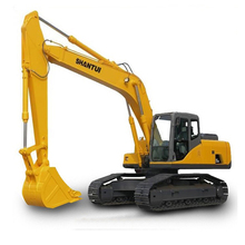 Heavy equipment excavator with competitive price