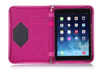 Factory Supplier Durable Case Shockproof Tablet Zipper Case For iPad Air 2