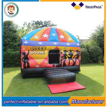 Outdoot advertising inflatable tent disco inflatable dome tent for commercial
