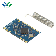programmable 868mhz 15dbm mcu ask rf receiver module for consumer electronics products of wireless control