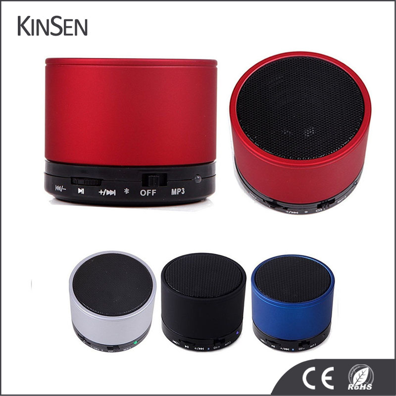 2016 High quality new product Bass portable wireless mini speaker with fm radio function