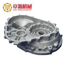 Gravity aluminum casting auto parts for gear box cover