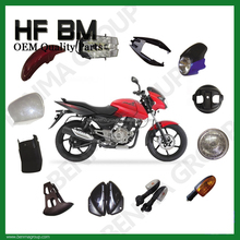Bajaj Pulsar 150 Motorcycle Body Plastic Parts,Motorcycle Side Cover, Motorcycle Headlight Cover