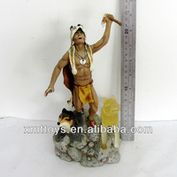 customized resin children garden statues for figurine shape