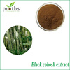 ISO certification 100% original black cohosh P.E.