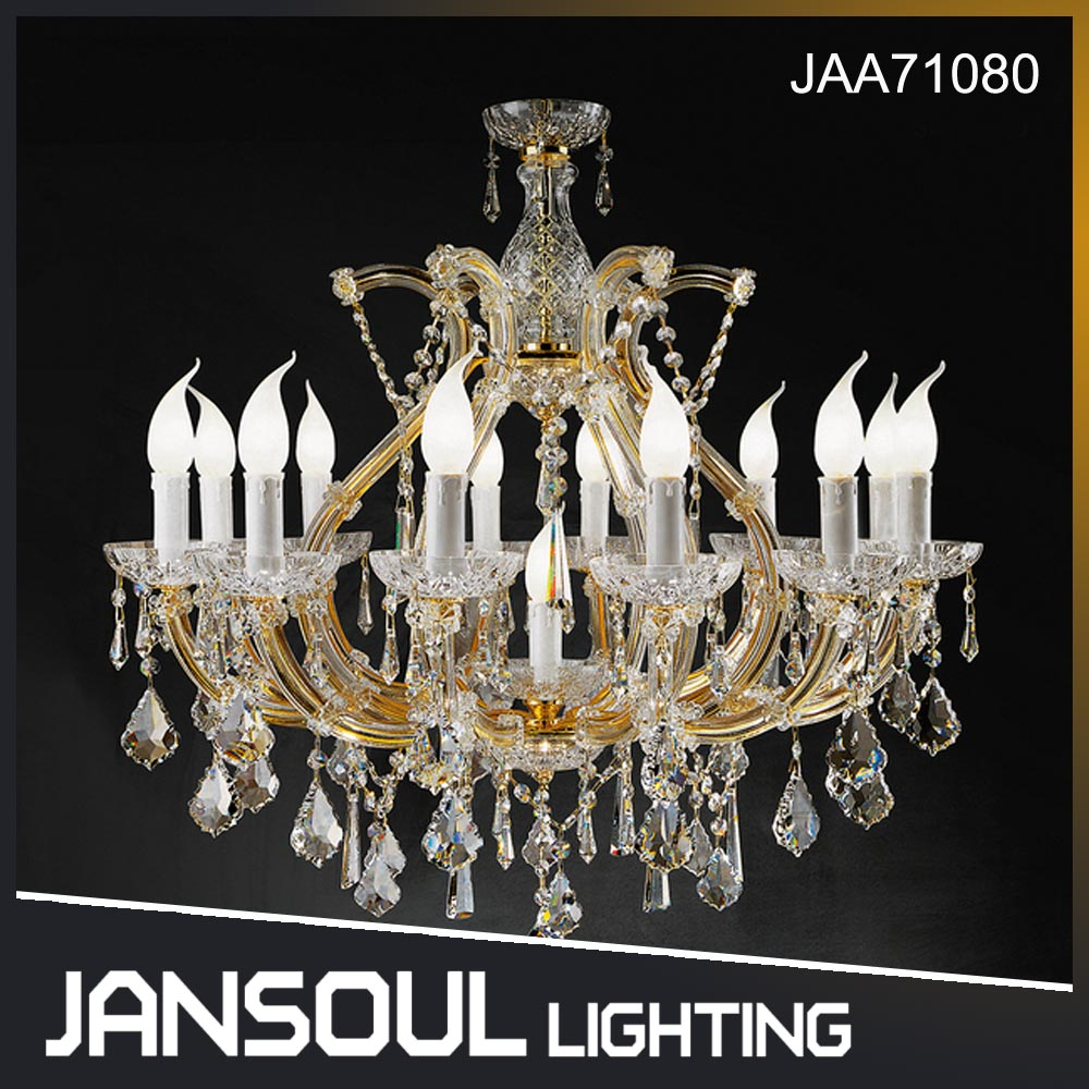 JANSOUL modern home decoration wholesale cheap turkish lamp crystal chandelier light