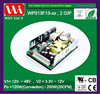 Dual output 12v 24v industrial switching mode power supply