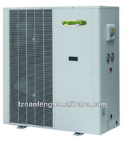 small 2 HP copeland condensing units for Small Cold Room and Supermarket freezer