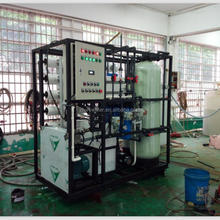 Good RO Purification Machine with Water Softener