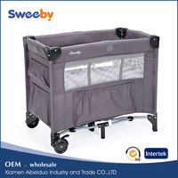 Sweeby Manufacturer Small size baby playpen, travel baby cot