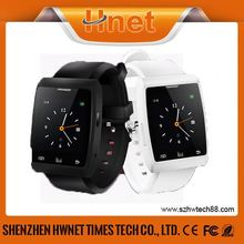 lastest factory touch screen 2014 world cup android bluetooth electrons smart watch smart time watch