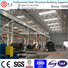 fast erection steel structure workshop