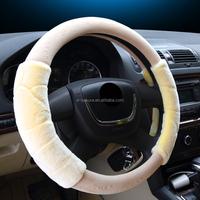 2016 new design heating plush car steering wheel sets for Toyota Corolla