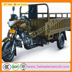 250cc Engine Three Wheel motor scooter for Handicap with Air Cooling Engine for sale