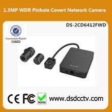 DS-2CD6412FWD Hikvision CCTV Camera 1.3MP Pinhole IP Camera with WDR Best Price