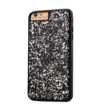 Universal Custom Star western cell mobile glitter phone case for iphone 6,7,8