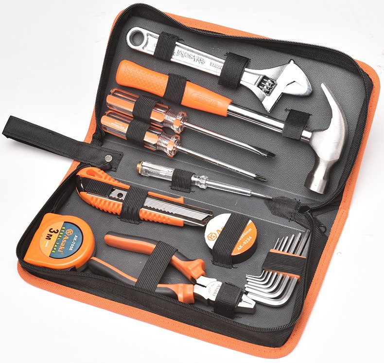 AK-9821 16pcs electrian use hand tool set