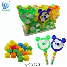Cartoon mouse fan toy candy factory