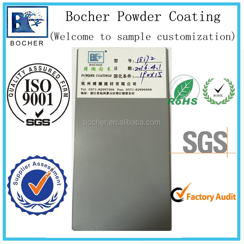 Epoxy powder coat thermosetting paint spray for metal