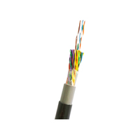 24awg 0.5mm copper network lan cable UTP 25 50 pair cable cat5 cat5e
