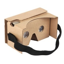 Cheap price and top quality google cardboard augmented virtual reality glasses