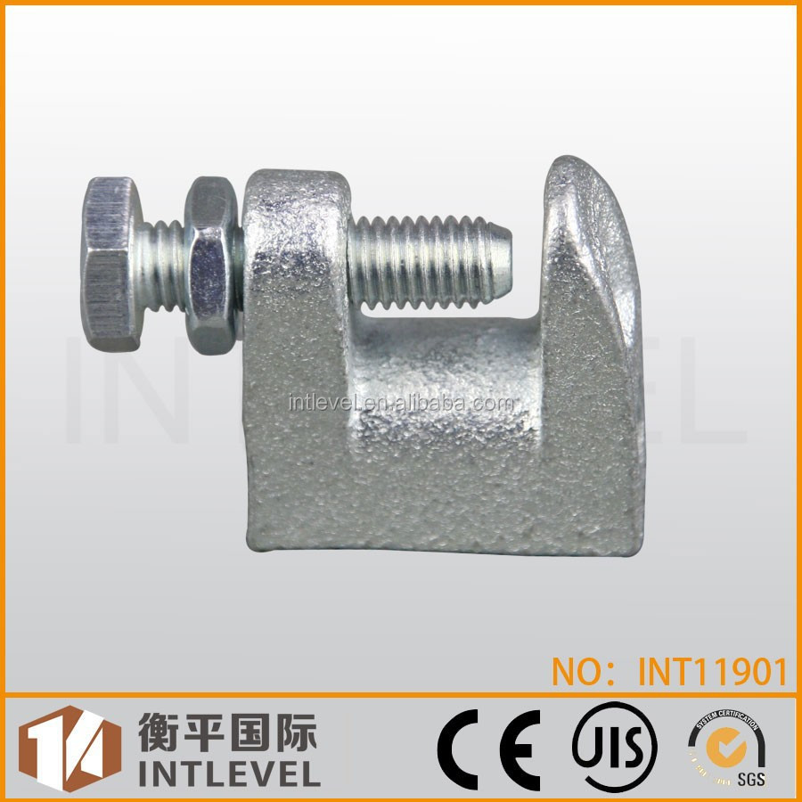 Malleable Iron universal beam clamps