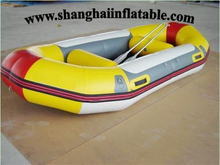 Hot sale pvc boat 5 person fishing boat inflatable fishing boat