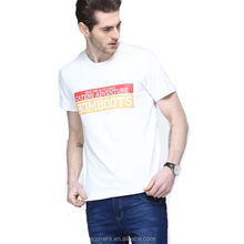 Custom Cut Mens Design Slim Fit Tshirt Bamboo Tshirt Cheap
