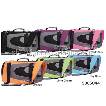 soft pet carriers airline travel