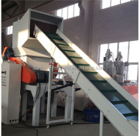 CE Agriculture Plastic PP Recycling Machine for Crushing Aggregator Granulating