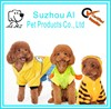 Cute Cartoon Style Pet Jumpsuits Apparel Warm Dog Winter Clothes