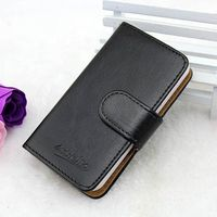 Wholesale High Quality Stand Wallet Flip Leather Case for LG Optimus Black P970