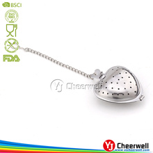 Heart Shape Stainless Steel Tea Infuser Strainers
