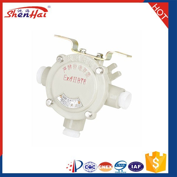 Aluminum alloy Round Shell Explosion-proof Junction Box