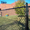 School playground Wholesale chain link fence price