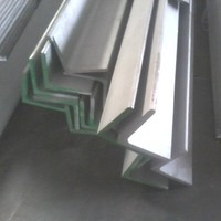 ASTM 304L stainless steel polished angle bar cold rolled