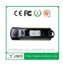 OEM plastic pull push fingerprint USB flash drive 2.0 1GB 2GB 4GB 8GB 16GB