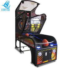Arcade Basketball simulator ticket lottery Redemption game machine