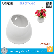 White customized modern style living room decorative ceramic Vase Vases