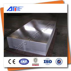 Aluminum Sheet Ribbed