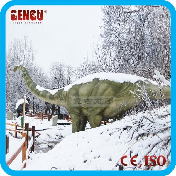 Amusement park equipment high quality inflatable giant dinosaur