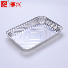 Hot disposable bake pan/baking pan food aluminum foil containers/foil trays