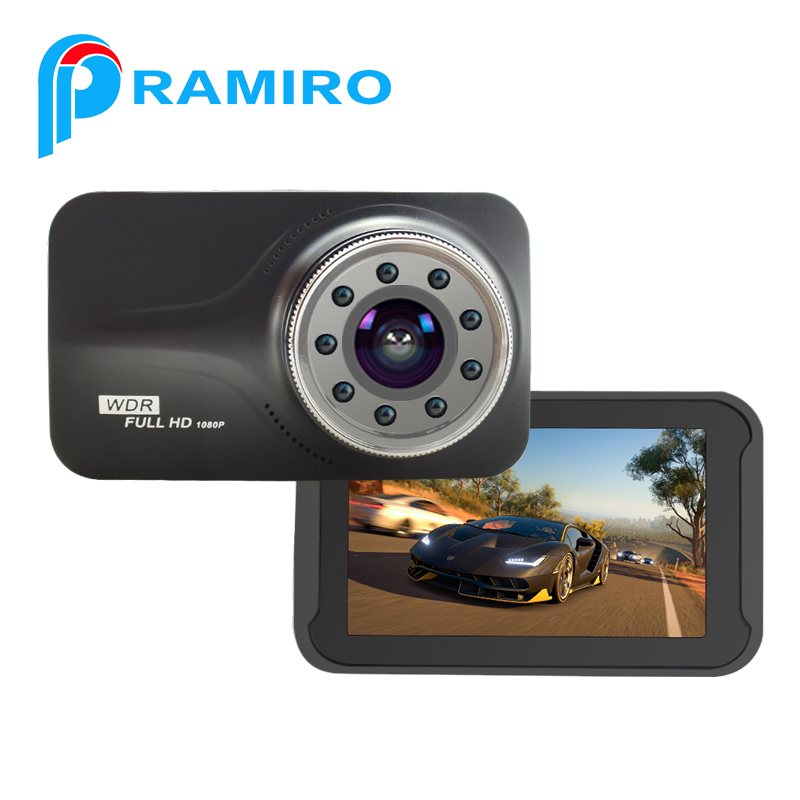 HD 3.0 inch Full HD Car DVR Camera 1080p In Car Dash Video Camera Recorder DV Video T639