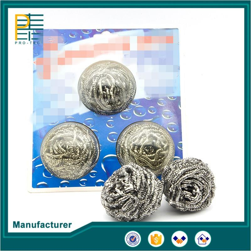 Professional stainless steel wire wool for wholesales