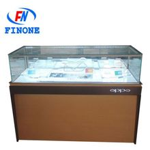 Hot sale commercial mobile shop interior display computer store decoration