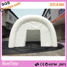 outdoor inflatable tent for event,PVC tarpaulin